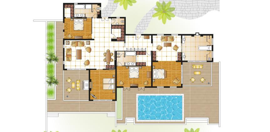 royal-pavilion-villa-with-private-pool-floorplan
