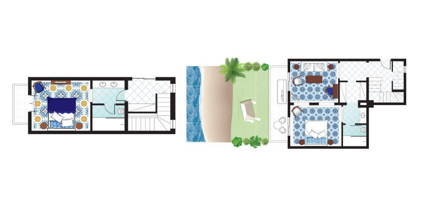 2-Bedroom-Beach-Villa-Floorplan