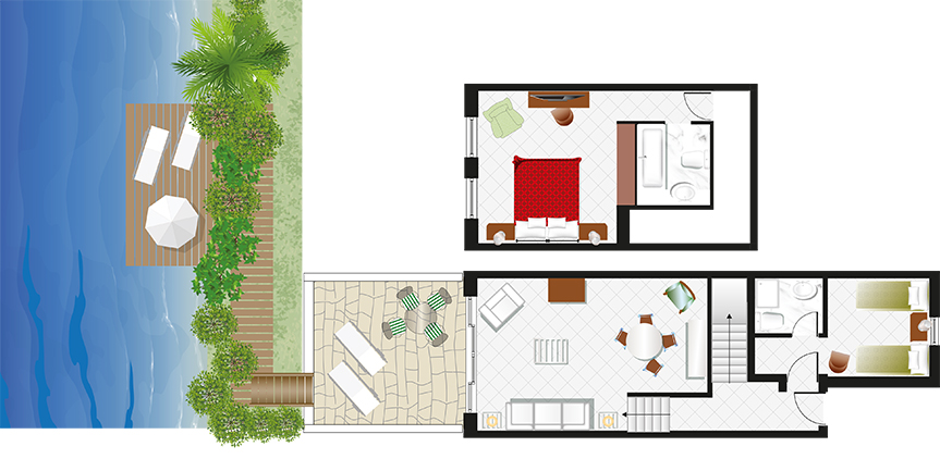 two-bedroom-corfu-villa-floorplan