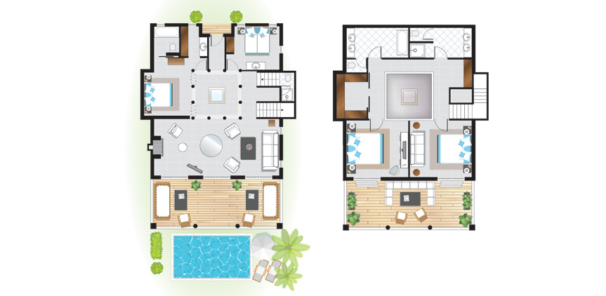 mandola-rosa-4-Bedroom-Beach-Villa-floorplan