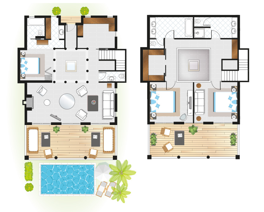 three-bedroom-beach-villa-private-pool-floorplan