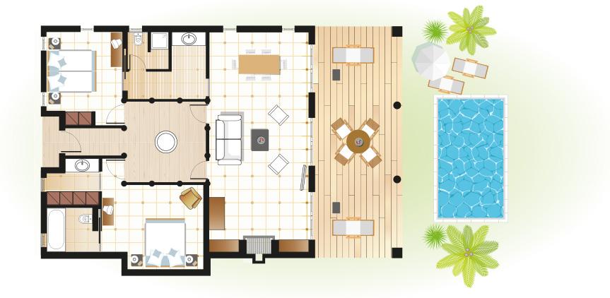 luxury-beach-villa-with-private-pool-in-kyllini-peloponnese-floorplan