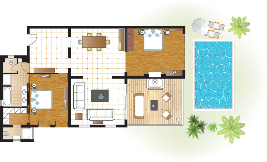 Villa-Iolas-Private-Pool-floorplan-2019
