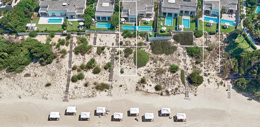 Villa-Iolas-Private-Pool-beachfront-location